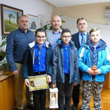 Betlehemsko svjetlo stiglo u Brodsko-posavsku županiju