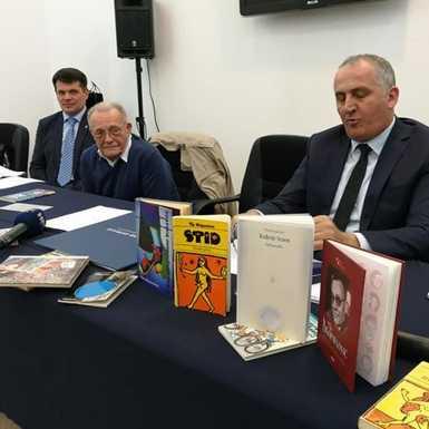 Povelja Srebrne svirale književniku Titu Bilopavloviću