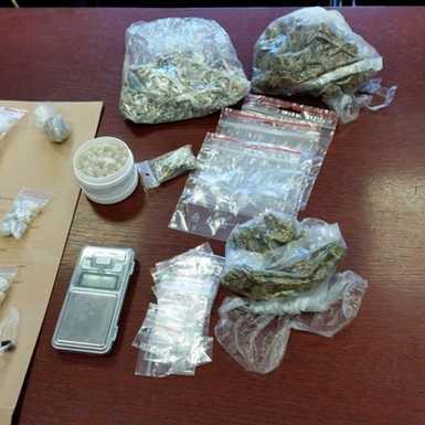 Zapljena opojne droge na području Nove Gradiške