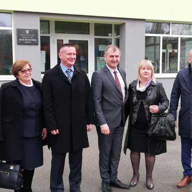 Župan obišao osnovne škole na kojima je završena energetska obnova