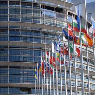Plenarna sjednica Europskog parlamenta u Strasbourgu