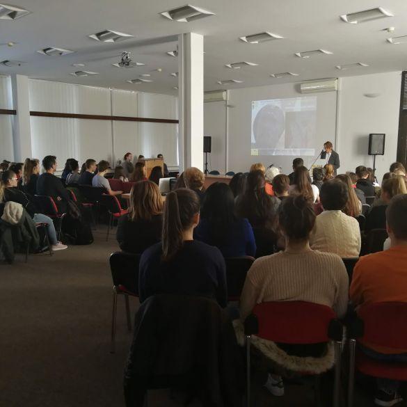 Održano završno predavanje povodom Mjeseca hrvatske knjige - 'Dijeljenje baštine'