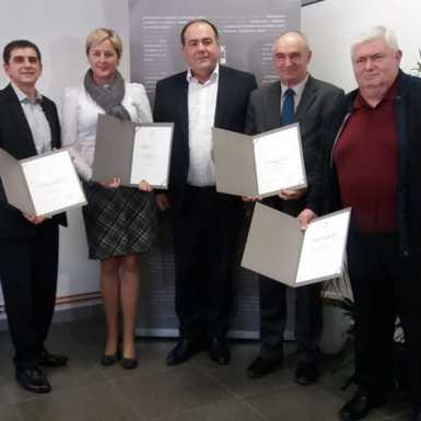 ŽK Slavonski Brod dodijelila Zlatne kune najuspješnijim tvrtkama