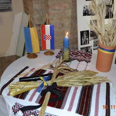 Obilježeno 85 godina velike tragedije ukrajinskog naroda - Holodomora