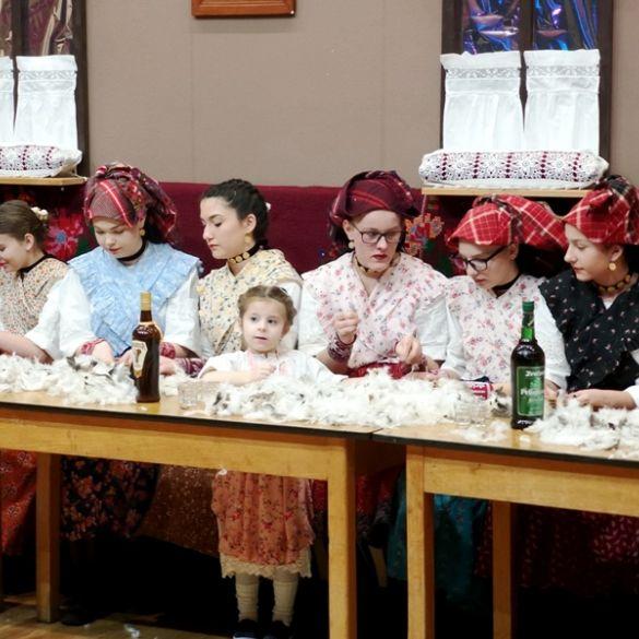 KUD Graničar u Lužanima održao 23. Čijalo perja