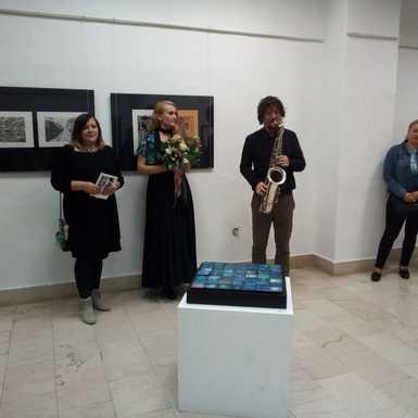 Galerija umjetnina ugostila izložbu Put u nepoznato