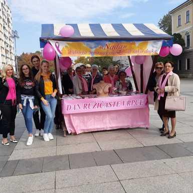 Dan ružičaste vrpce - važnost ranog otkrivanja raka dojke