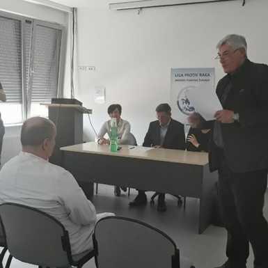 Novo vodstvo Lige za borbu protiv raka Brodsko posavske županije