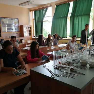 Dan otvorenih vrata Srednje medicinske škole Slavonski Brod