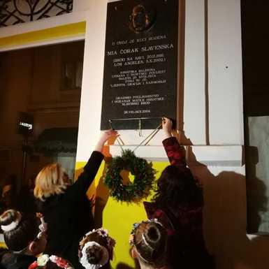 Otvoreni Dani plesa u čast Mije Čorak Slavenske