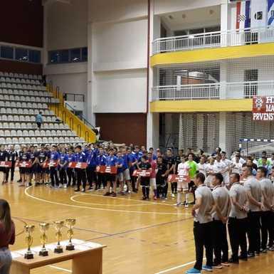 Malonogometna završnica Prvenstva Hrvatske za kadete