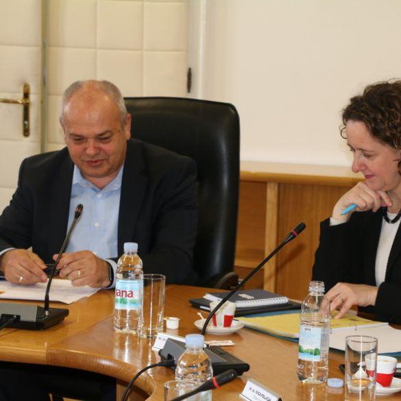 Gradonačelnik održao sastanak s ministricom kulture Ninom Obuljen Koržinek