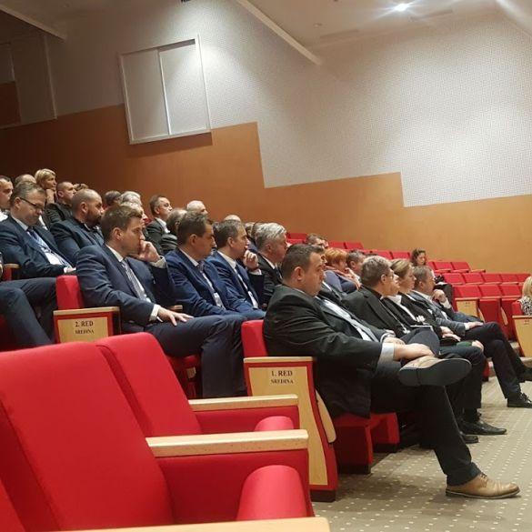 Održan 22. susret djelatnika u stranačkom i političkom životu s područja Đakovačko-osječke nadbiskupije s temom 'Stanje i moguće perspektive Slavonije'