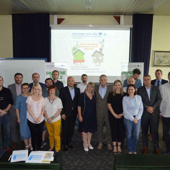 Završni forum projekta Pametne škole - Održivo upravljanje energijom u javnim objektima