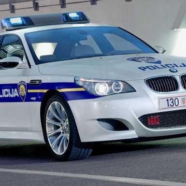 PU BP: POLICIJSKI SLUŽBENICI SMIRIVALI GRAĐANE NAKON EKSPLOZIJE