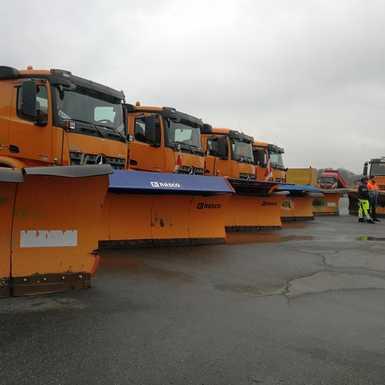 Poduzeće za ceste Brod spremno dočekuje zimske uvjete na cestama