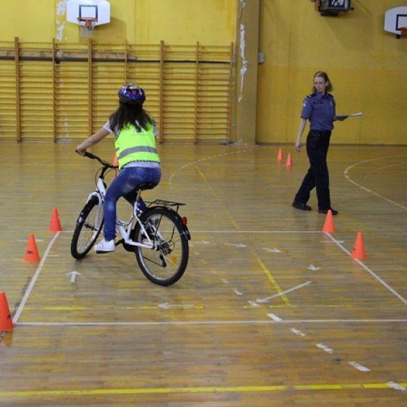 Test bicikla za male školarce