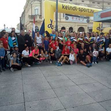 Ultramaratonci stigli u Slavonski Brod