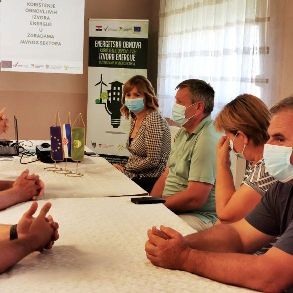 Održana završna konferencija projekta energetske obnove Društvenog doma Blacko