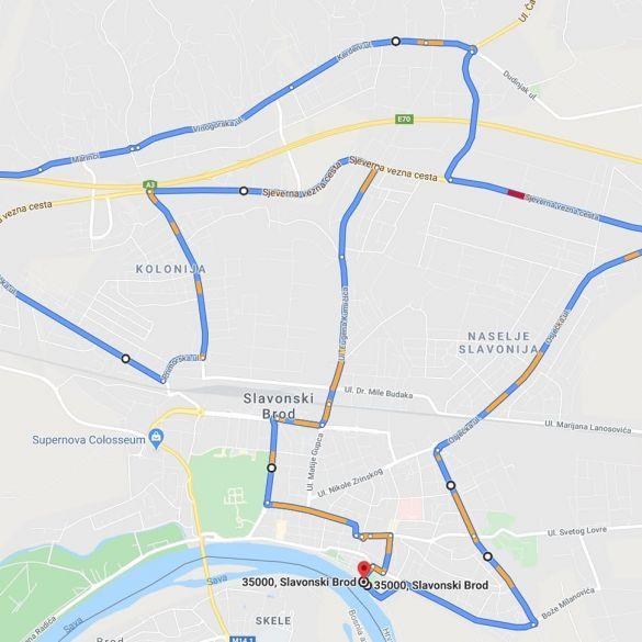 Bikerski defile MK Brod u nedjelju 10. svibnja u 16 sati