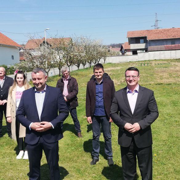Pretstavljanje kandidata u općini Bukovlje