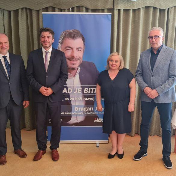 Gospodarstvo u fokusu- Jelić i Holub predstavili svoj izborni program