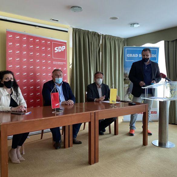 SDP, HSLS I HNS potpisali Sporazum o zajedničkom izlasku na izbore