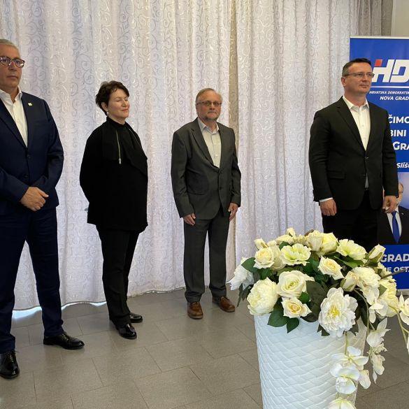 Davorin Slišurić kandidat za gradonačelnika Nove Gradiške