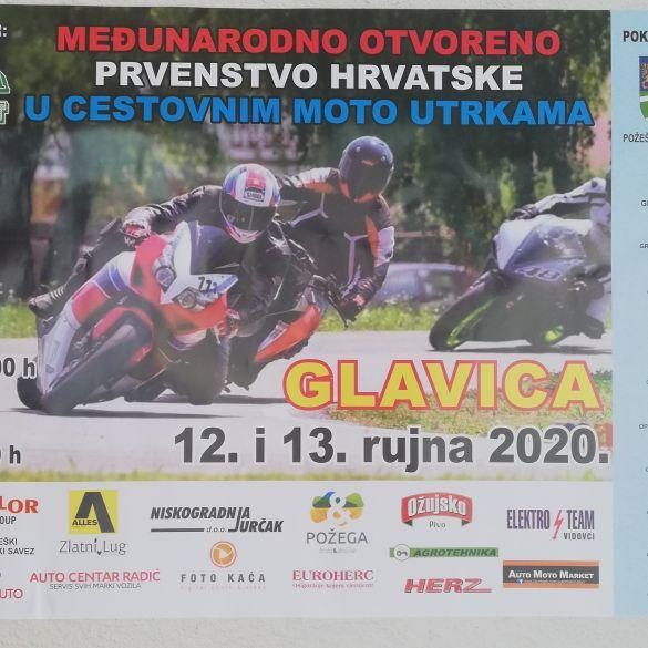 Otvoreno prvenstvo Hrvatske u cestovnim moto utrkama