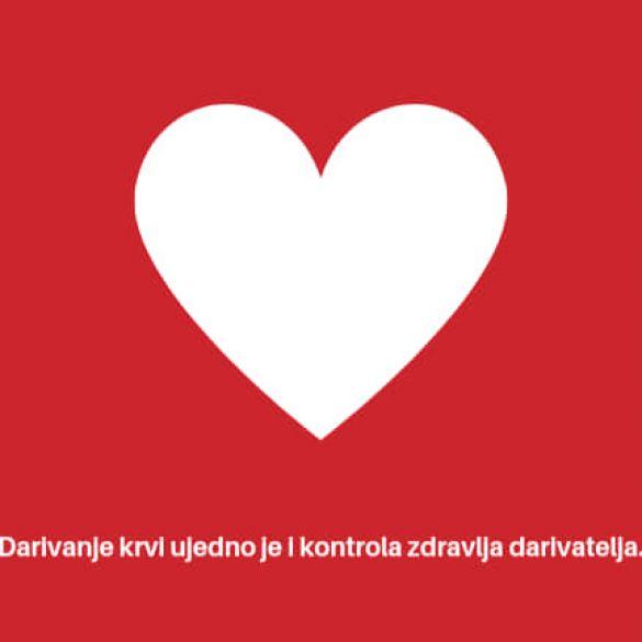 Dobrovoljno darivanje krvi sutra u Slavonskom Brodu i Garčinu