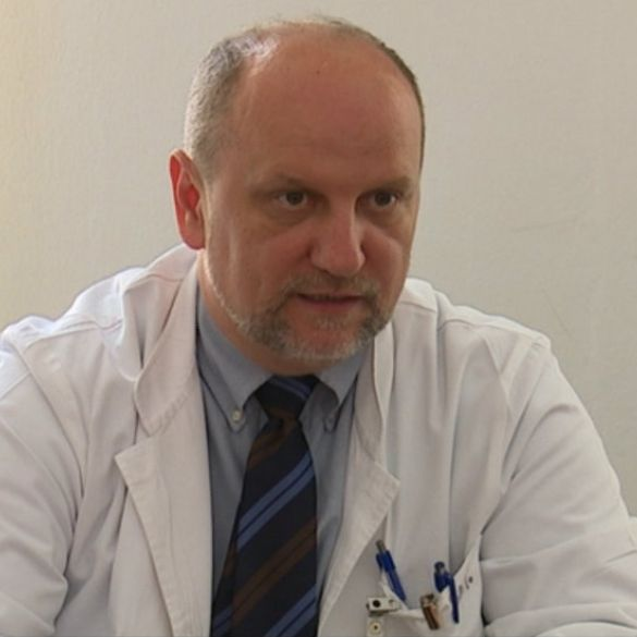 Odličje Hrvatskog liječničkog zbora prim. dr. Josipu Samardžiću