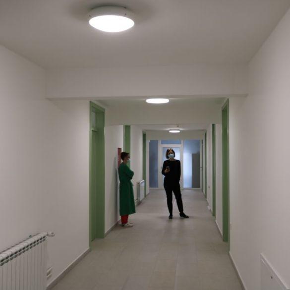 Pri kraju dva velika projekta u bolnici Pakrac