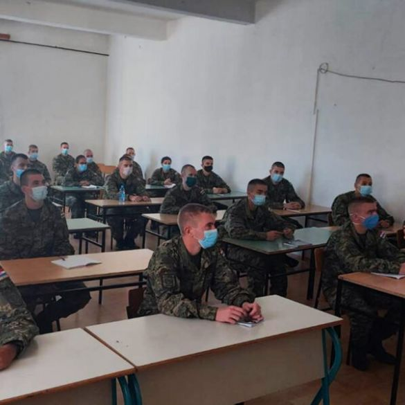 Počeo Pripremni kamp 18. naraštaja kadeta