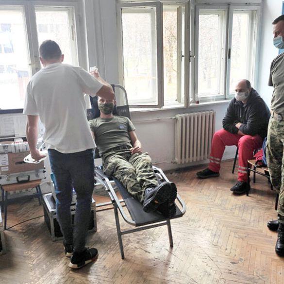 Sokolovi u akciji dobrovoljnog darivanja krvi