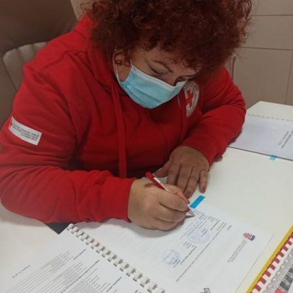 Crveni križ: Novi ugovor za projekt Ostvari! u okviru programa Zaželi