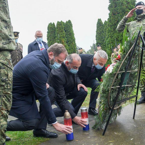 U Vukovaru 29. obljetnica pogibije generala Blage Zadre