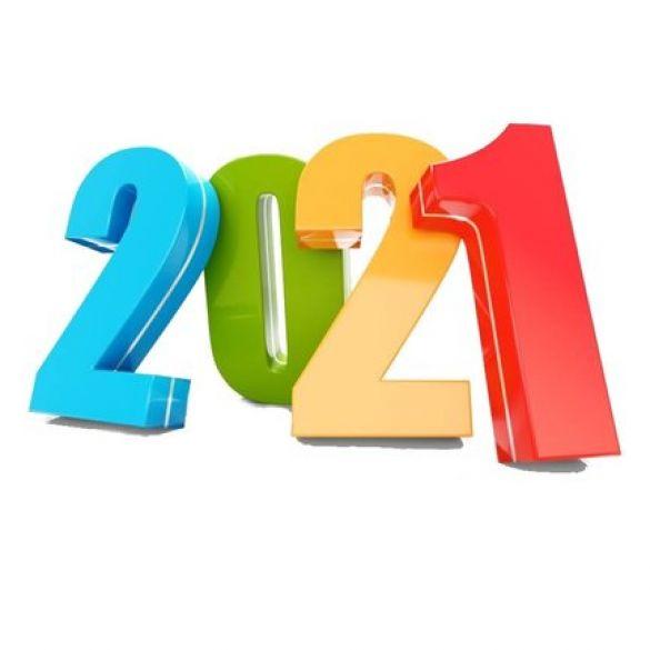 Sretnu Novu 2021. želi Vam Radio Slavonija!