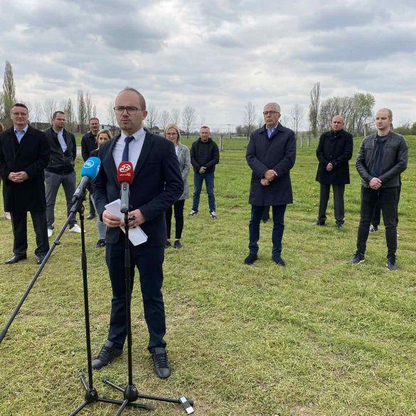 Josip Užarević kandidat HDZ-a za načelnika općine Gundinci