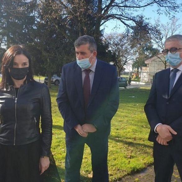 Ministrica poljoprivrede Marija Vučković posjetila Okučane