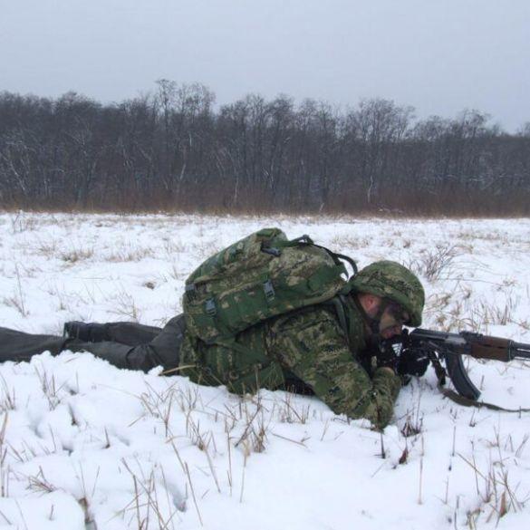 Završila specijalistička vojna obuka u Središtu za obuku pješaštva i oklopništva