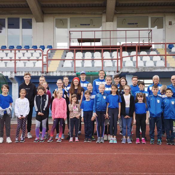 Uspješan 11. Atletski miting u Slavonskom Brodu