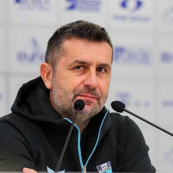 Bjelica uoči Hajduka: Bit će teško ali vjerujem u pobjedu