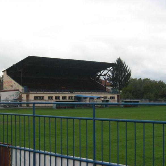 Nastavljeni radovi na stadionu požeške Slavonije