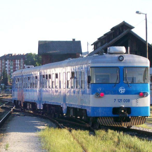 Oporavlja se tržište željezničkih usluga - više je prevezene robe i putnika željeznicom