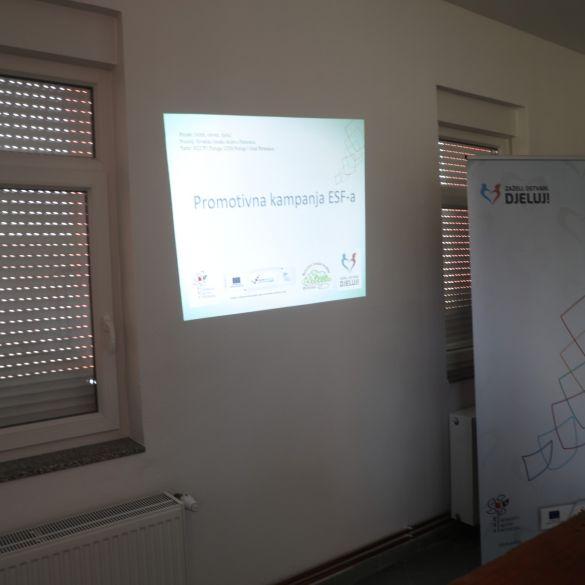 ESF putuje Pleternicom – održana prezentacija u Sulkovcima, Zagrađu i Gradcu