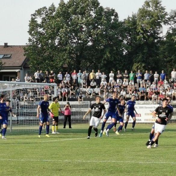 Sinjski Junak uvjerljiv protiv Marsonije u prvoj kvalifikacijskoj utakmici