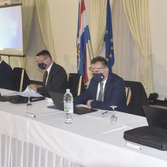 31. sjednica Skupštine Brodsko posavske županije