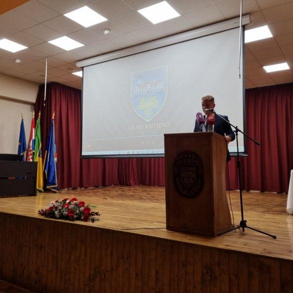 Svečanom sjednicom Vijeća obilježen Dan grada Kutjeva