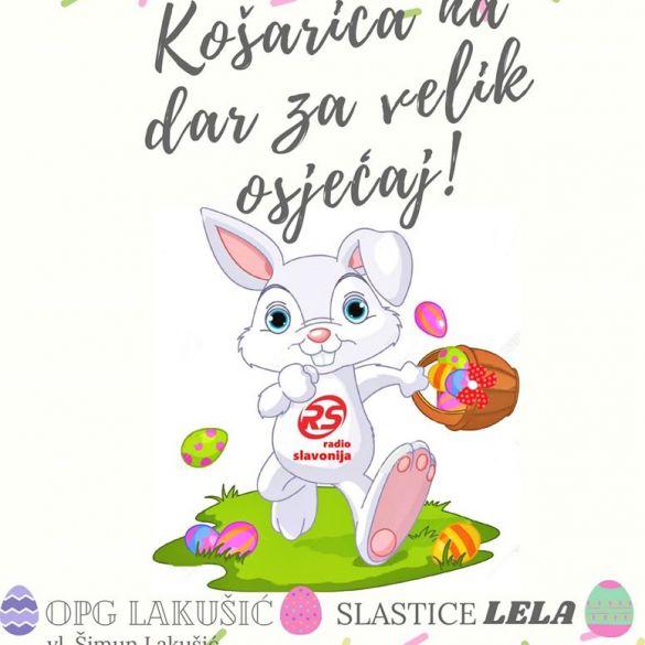 Radio Slavonija i sponzori dostavljaju darove u Tvoj dom