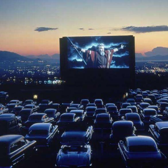 Drive-in kino na Petnji u organizaciji Sibinjske udruge mladih
